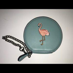 Coach Flamingo Coin